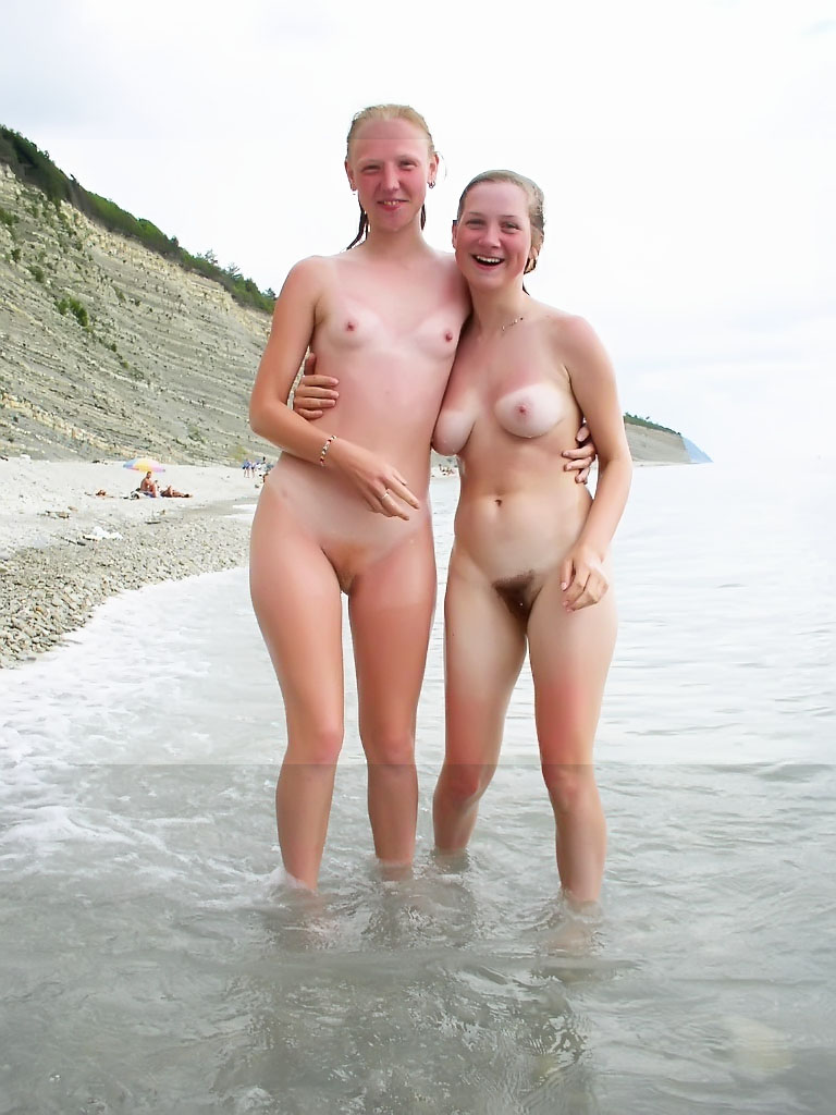 Life of nude beach