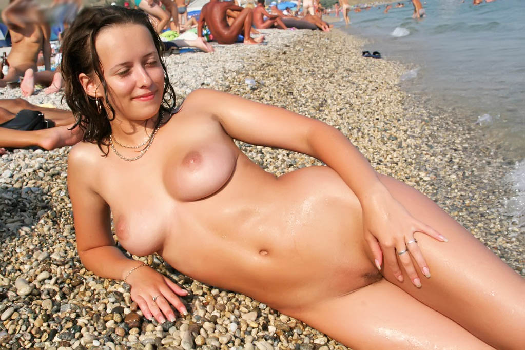 Teen nudism black sea
